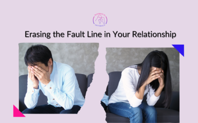 Erasing the Fault Line in Your Relationship